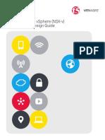 VMware NSX for VSphere NSX-V and F5 BIG-IP Design Guide