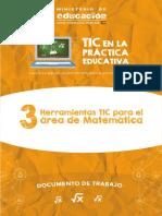 3 Herramientas Tic Para El Area de Matematica