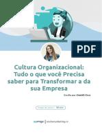 Cultura Organizacional - Tudo o Que Você Precisa Saber Para Transformar a Da Sua Empresa