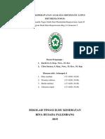 ASUHAN KEPERAWATAN ANAK SLE.docx