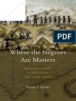Sparks_-_Where_the_Negroes_Are_Masters;_an_African_Port_in_the_Era_of_the_Slave_Trade_(2014)