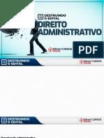 Destruindo o Direito Administrativo - Organiz da Adm Pública.pdf
