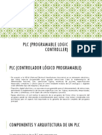 PLC (Programable Logic Controller) LUIS PICON