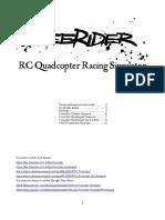 FPVFreerider Manual