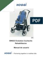 Manual silla bingo evolution