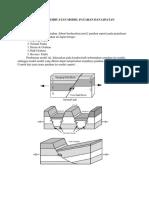Proyek Pembuatan Model Patahan Dan Lipatan