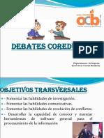 Proyecto Debates
