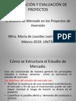 El Análisis de Mercado en Los Proyectos de Inversión.