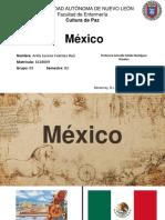 México-CULTURA DE PAZ