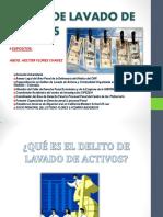 LAVADO DE ACTIVOS TACNA