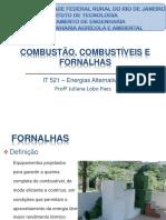 Combusto Combustivel e Fornalha Parte III IT 521