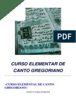 Sacra - Hernández, Ismael - Curso Gregoriano