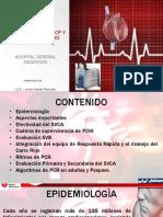 Actualizacion en RCP y Manejo Del Carro Rojo