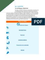 Factores de Riesgo y Nutrición