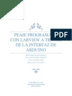 Informe Proyecto Integrador - Electiva II