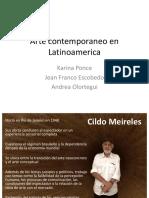 Arte Contemporaneo en Latinoamerica