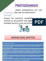 Antiprotozoarios Kevin Rea.