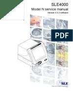 SM0036 Issue 1 [SLE4000 Model N]