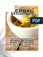 Herbal Beginnings