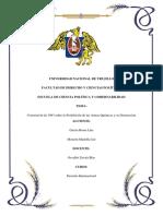 Convención de 1993 Sobre La Prohibición de Las Armas Químicas y Su Destrucción