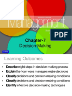Chapter 7 Decision Making Edisi 11