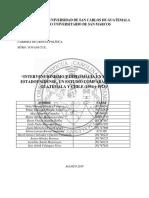 - CORRECCIONES, GRUPO 3 - PRÁCTICA II