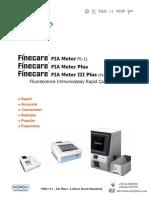 Finecare FIA Meter