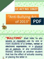 Anti Bullying Hs