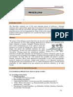 PENICILLIN PHARMACOLOGY