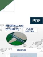 Morocco Guelmim Flood Hydraulics