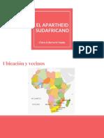 Unidad 3 El Apartheid - Clara Echeverri
