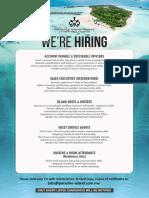 Job Ad - 26 Oct 2019
