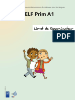 Livret de l Examinateur Delf Prim a1 Exemple 2