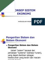 Sistem Ekonomi Indonesia Slide 1