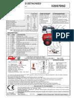 Vue Eclatee Compresseur V204705G (1)