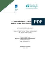 TFG. LA CONSTRUCCIÓN DE LA HISTORIA EN ADOLESCENTES INSTITUCIONALIZADOS.pdf