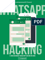 EntrepreneurID - WhatsApp Hacking