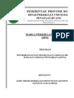 Penilaian Kinerja Dan AKNOP D.I.R. Togaraja Ok
