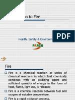 Fire Management System