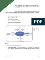 E.commerce andhra University pdf
