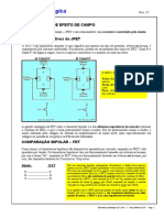 Eletrônica analógica Transistor por Efeito de Campo (FET)