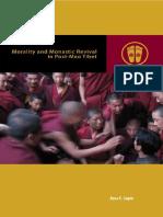 Le Tibet et la vie monastique