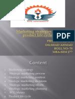 Marketing Strategies and Plc