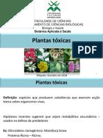 Aula BAS 5. Plantas Tóxicas