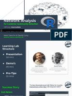 Lab 19 - Network Analysis