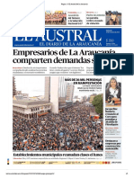 Página 1 _ El Austral de la Araucanía 26102019