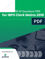 Important 50 DI Questions for IBPS Clerk Mains 2018_English Part.pdf-29