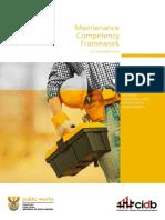 5. NIAMM Competency Framework