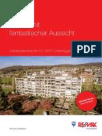 Verkaufsbroschüre Niederwiesstrasse Untersiggenthal_web