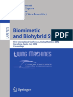 Biomimetic and Biohybrid Systems Book